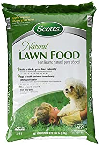Scotts Natural Pet Safe Lawn Food