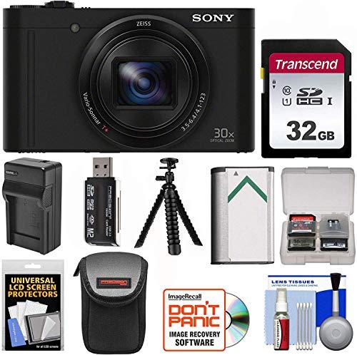Sony Cyber-Shot DSC-WX500 Wi-Fi Digital Camera
