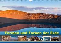Formen und Farben der Erde (Wandkalender 2022 DIN A3 quer): Unser Planet - eine faszinierende Komposition aus Formen und Farben (Monatskalender, 14 Seiten )
