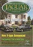 Jaguar Enthusiast Magazine, December 2007 (Vol 23, No 12)