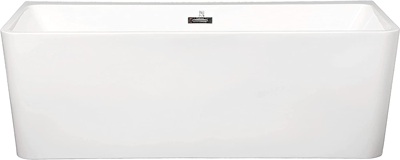 Max 42% Classic OFF Clovis Acrylic Freestanding Bathtub