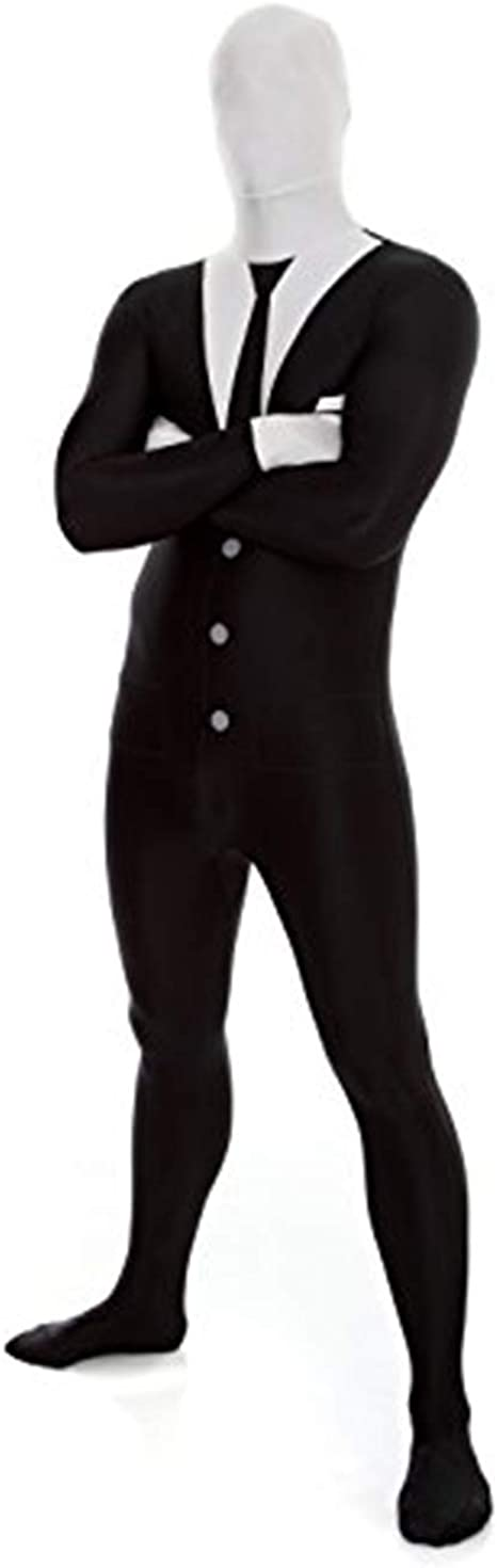 Morphsuits mens Zalgo Monster Adult Fun Max 45% OFF Costume Large discharge sale