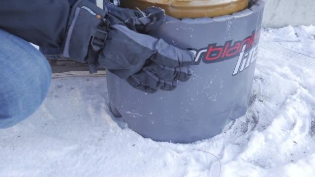 1000-Watts W-409 FARM INNOVATORS Submergible Bucket Heater