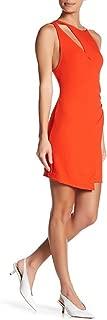 Womens Cut-Out Sleeveless Mini Dress