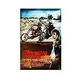 Easy Rider Klassisches Filmposter, dekoratives Gemälde,