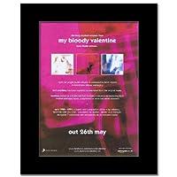 MY BLOODY VALENTINE - Reissues Mini Poster - 28.5x21cm