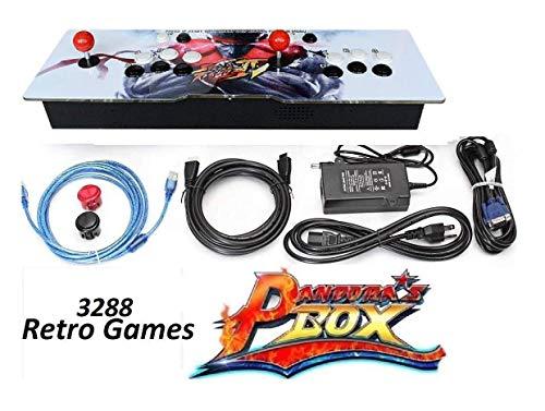 Theoutlettablet@ - Pandora Box 9H con 3288 Juegos Retro Consola maquina Arcade Video Gamepad VGA/HDMI/USB ENVIOS EN 24 HORAS