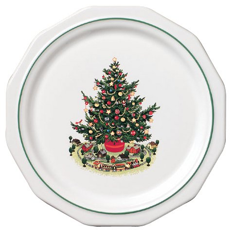 Pfaltzgraff Christmas Heritage 10-Inch Individual Dinner Plate