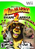 AcTiVision Madagascar 2: Escape 2 Africa (Nintendo Wii) for Nintendo Wii for Video Games (Catalog Category: Nintendo Wii / Adventure )