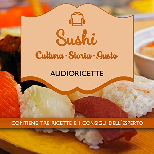 Sushi audiobook cover art