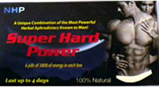 NHP Super Hard Power 2 6 ct Boxes