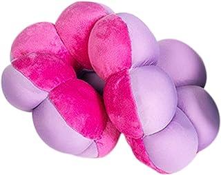 Guajave Donut Cojín multifuncional cervical lumbar almohada cuello almohada almohada sofá oficina viaje almohadas