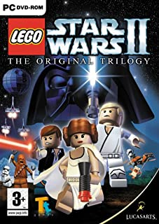 LEGO STAR WARS 2 - THE ORIGINAL TRILOGY