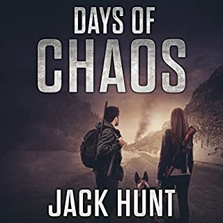 Days of Chaos     EMP Survival Series, Volume 2              Written by:                                                                                                                                 Jack Hunt                               Narrated by:                                                                                                                                 Kevin Pierce                      Length: 6 hrs and 7 mins     Not rated yet     Overall 0.0