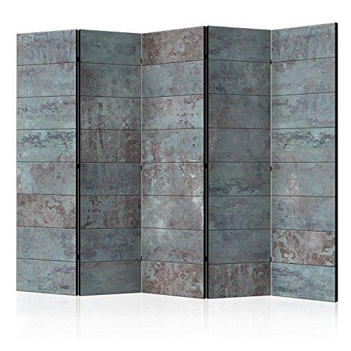 Murando Biombo de diseño (personalizable), #08, 225x172 cm Tableau en liege - deux côtés