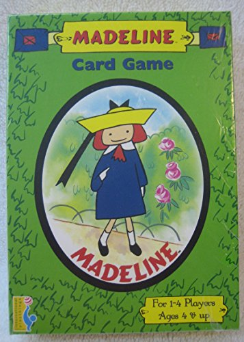 Madeline 2000 Edition MakeaMatch/Solitaire/Memory Card Game