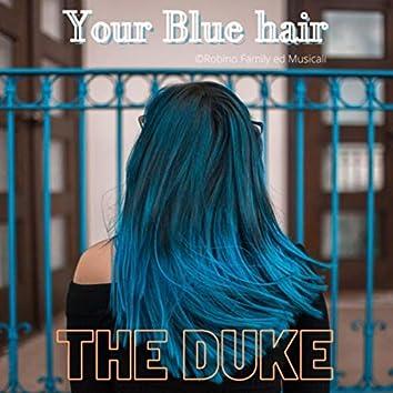 Your Blue Hair