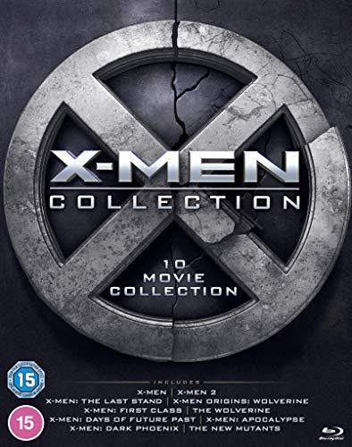 X-Men 1-10 Movie Collection