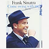 """Frank Sinatra Album Cover: """"Come Swing with Me"""""""