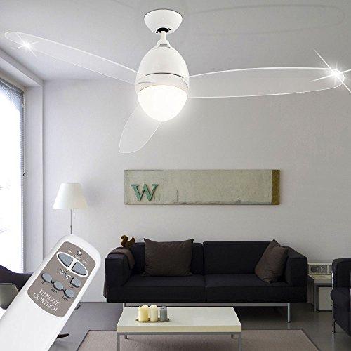 Deckenventilator mit Beleuchtung Bild 3*
