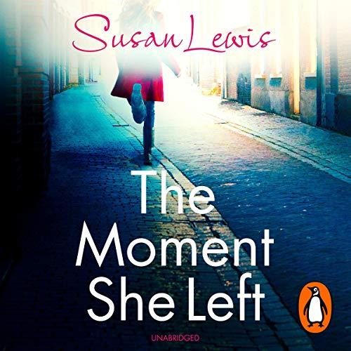 The Moment She Left cover art