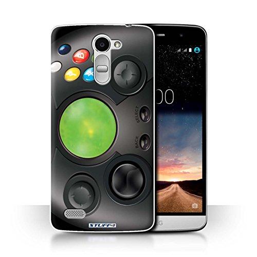 Hülle Für LG Ray/X190 Spielkonsolen Xbox Design Transparent Ultra Dünn Klar Hart Schutz Handyhülle Case