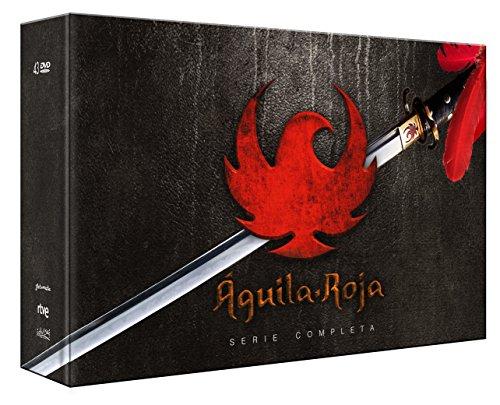 Águila Roja - Serie Completa [DVD]
