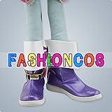 サイズ選択可女性23CM UC268 テイルズ オブ グレイセス Tales of Graces ソフィ Sophie コスプレ靴 ブーツ