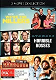 We're the Millers / Horrible Bosses / The Hangover   3 Discs   NON-USA Format   PAL   Region 4 Import - Australia