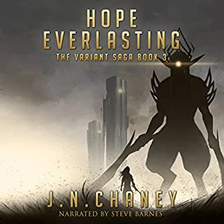 Hope Everlasting audiobook cover art