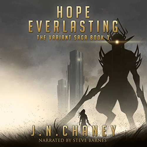 Hope Everlasting audiobook cover art