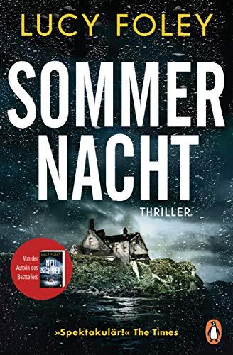 """Sommernacht: Thriller − Der neue Thriller der Bestsellerautorin – """"Auf jeder Seite ein Twist!"""" (Reese Witherspoon)"""