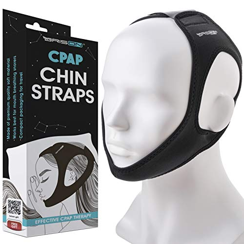 Anti Snoring devices Chin Strap [upgraded 2020] - Advanced Solution Stop Snore Sleep for women and men
