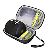 VIVENS Hard Travel Case Bag for Ultimate Ears UE WONDERBOOM Super Portable Waterproof Bluetooth Speaker