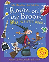 Room on the Broom Big Activity Book 0448489449 Book Cover