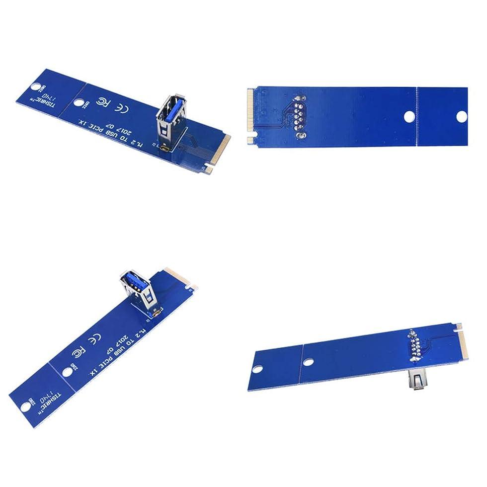 育成つぶすクロニクルWulidasheng M.2/NGFF - USB3.0 PCI-E X16 トランスファーカード コンバータ アダプター グラフィック エクステンダー PM91KDHJ9UN3DMU4UY0027O5X851