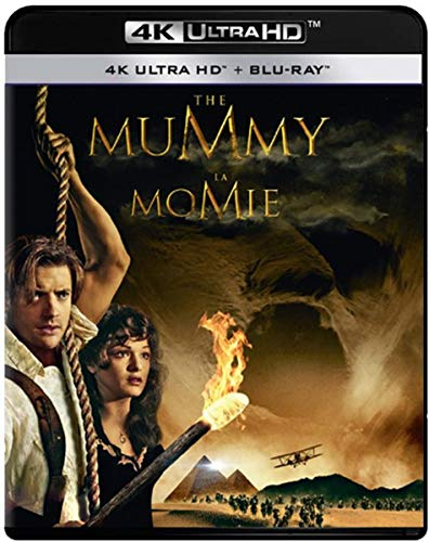 La Momie-Edition 4K UHD [Blu-Ray]