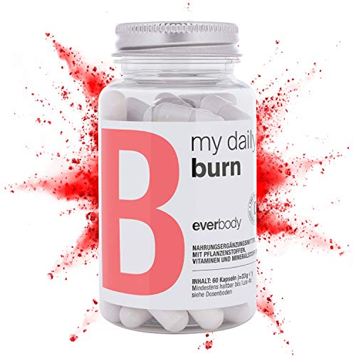 my daily YES | my daily BURN [60 Kapseln]