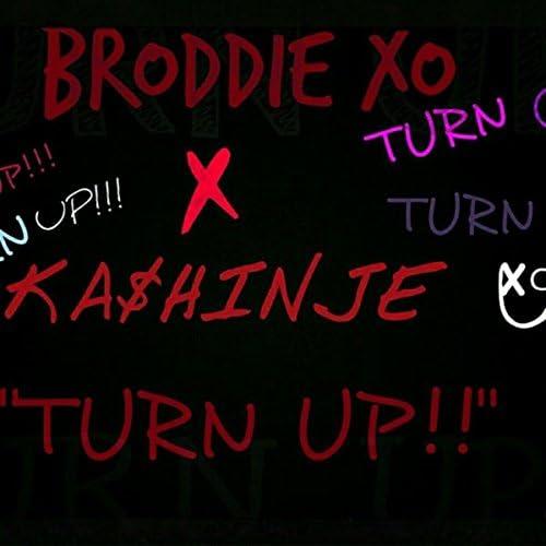Broddie Xo feat. Kashinje