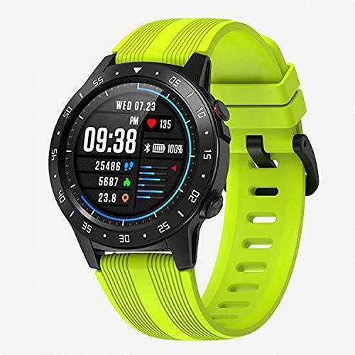 M5 Sports Tracking Bluetooth Smartwatch con GPS incorporado