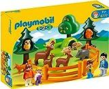Playmobil 626619 - 1.2.3 Parque De Animales