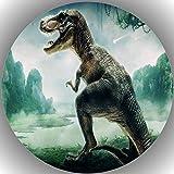 Decoración para tarta de cumpleaños de dinosaurios L20
