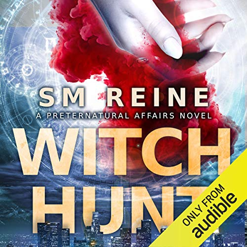 Witch Hunt Audiobook By SM Reine cover art