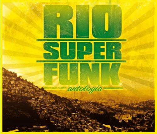 Coffret Rio Super Funk