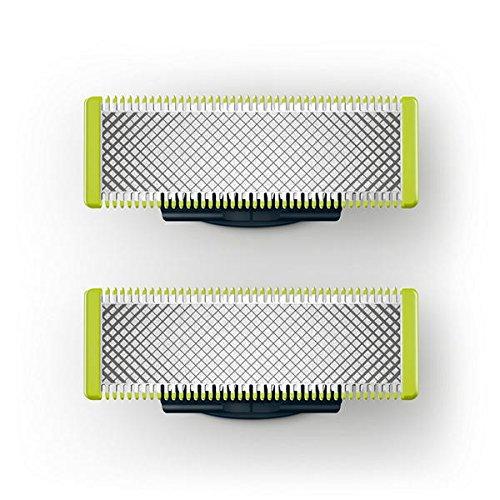 Eurowebb - Cuchillas de repuesto para cortacésped ONEBLADE (2 unidade