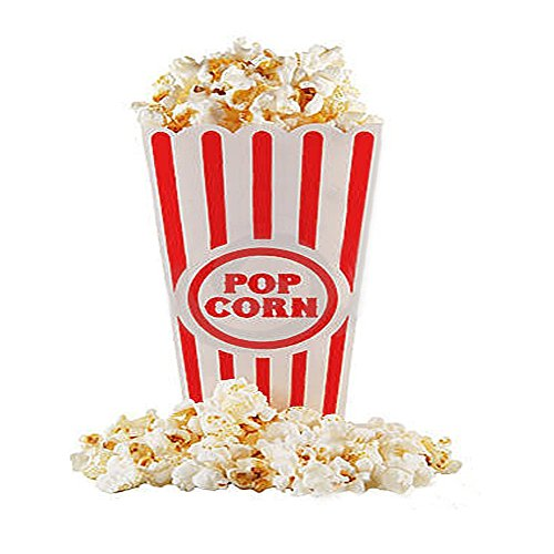 """Product Image 3: Plastic Popcorn Tub – 8.5"""" Square, 3 Pack by Greenbrier (3)"""