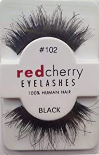 Red Cherry Eyelashes Num 102
