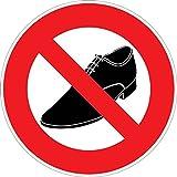 Novap–Panel–Zapatos de Ciudad interdites–diámetro 180mm rígida
