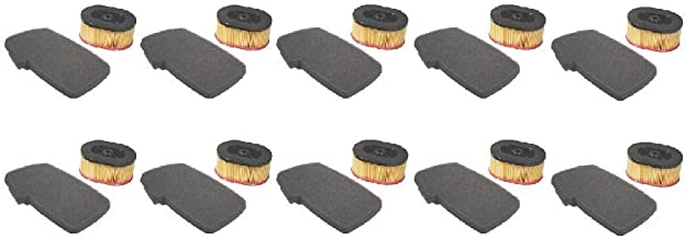 (10) New AIR FILTER SET / KIT Partner K650 / K700 Active II & III Concrete Saws by The ROP Shop