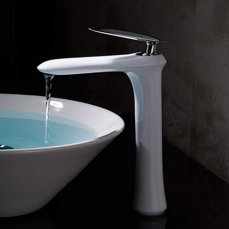 Ayhuir Becken Wasserhahn Deck Montiert Wasserfall Wasserhahn Bad Becken Wassermischer Waschbecken Wasserhahn Wasserhhne